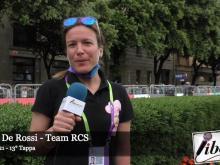 Giro E 2021 - Intervista ad Agnese De Rossi - Tappa 13