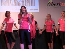 Claudia Moricca presenta Pagaie Rosa ONLUS