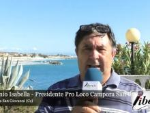 Antonio Isabella - Presidente Pro Loco Campora San Giovanni
