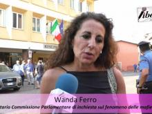 Wanda Ferro - Viale Pantani a San Mango d'Aquino