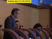 Attilio Giannone - M5S - Seduta del Consiglio Municipale Roma VII dell'11/10/2018. Parte 1 di 2
