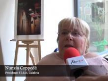 """Nunzia Coppedé, Presidente di FISH Calabria Onlus -  Presentazione del libro """"La segregazione delle persone con disabilità"""" di Giovanni Merlo, a cura di Ciro Tarantino"""
