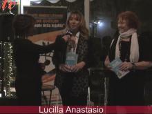 """Antonella Sotira intervista Lucilla Anastasio - Presentazione di """"Blue Christmas"""" - Premio IUSARTELIBRI"""