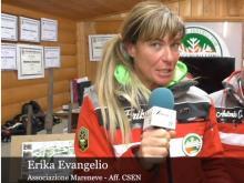 Intervista a Erika Evangelio - Associazione Mareneve  Aff. CSEN