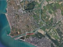 """Operazione """"Fiumara grande"""": mini  reportage vicino all'area interessata dai sequestri della G.d.F."""