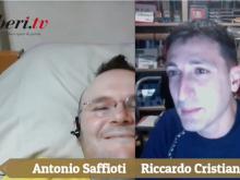 """Riccardo Cristiano e Antonio Saffioti - Chi ci capisce (a noi due) è bravo ! Puntata del 9 Marzo 2019 - """"L'apparenza inganna!"""""""