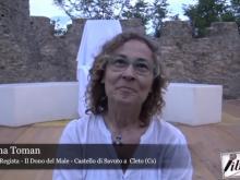 Il dono del male - Intervista ad Adriana Toman