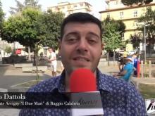 "Lucio Dattola, Presidente Arcigay ""I Due Mari"" di Reggio Calabria."