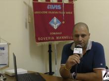 Intervista a Davide Rocca, Presidente AVIS di Soveria Mannelli - Le attività dell'AVIS