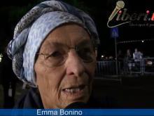 """Emma Bonino - """"LIBERI FINO ALLA FINE"""" - 19 settembre 2019"""
