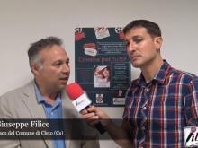 """""""Cinema per tutti"""" Cleto (Cs) - Intervista Giuseppe Filice"""