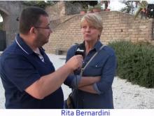 Rita Bernardini - XII Marcia internazionale per la Libertà di minoranze e popoli oppressi