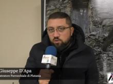 Intervista a Don Giuseppe D'Apa - Platania - Nel cuore del mondo a Panetti
