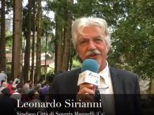 Leonardo Sirianni, Sindaco di Soveria Mannelli - Università d'estate,10 Agosto 2018 .