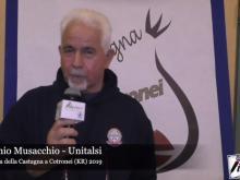 Intervista ad Antonio Musacchio - 11^ Sagra della Castagna 2019 a Cotronei