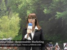 Intervista a Valentina Valisi - Il Giro E incontra le città di Tappa - Uno sguardo con Liberi.tv