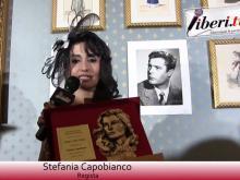 Intervista a Stefania Capobianco - Premio Anita Ekberg 2020