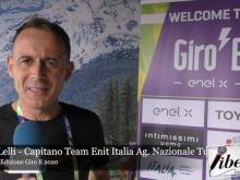 Intervista a Max Lelli - Giro E 2020