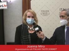 Joanna Miro, organizzatrice di ITALIAN TASTE SUMMIT 2020