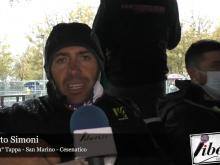 Gilberto Simoni - Giro E 2020 11° Tappa: San Marino - Cesenatico