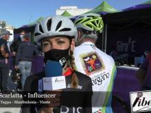 Elisa Scarlatta - 7° Tappa Giro E 2020: Manfredonia - Vieste