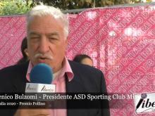 Domenico Bulzomì - Giro d'Italia 2020 - Premio Pollino