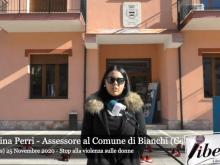 Valentina Perri - Stop alla violenza sulle donne - Bianchi (Cs) - 25 novembre 2020