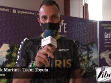 Giro E  2021 - Intervista a Patrick Martini