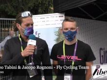 Giro E 2021 - Intervista ad Amedeo Tabini & Jacopo Rognoni - Tappa 2