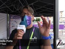 Giro E 2021 - Intervista a Luca Della Porta - Tappa 9