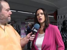 Intervista a Monica Lozzi, Presidente del Municipio RMVII - VUOTI DI MEMORIA di Ugo Spagnuolo
