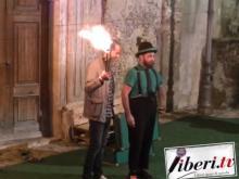 """""""Meno Per Meno"""", show di Mattia Triuzzi - Cleto Festival 2018, Cleto (Cs)."""