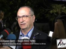 """Massimiliano Zetti - Convegno """"Dal G8 di Genova a Roma - L'odissea delle vittime in divisa"""""""
