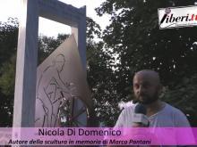 Nicola Di Domenico - Viale Pantani a San Mango d'Aquino