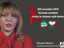 Donne libere dalla violenza sul lavoro - Spot CISL 25 Novembre 2018