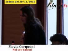 Flavia Cerquoni - Noi con Salvini