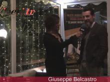 """Antonella Sotira intervista Giuseppe Belcastro - Presentazione di """"Blue Christmas"""" - Premio IUSARTELIBRI"""