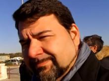Alessandro Ieva - 11 dicembre 2018: demolizione del Circolo velico Med Net