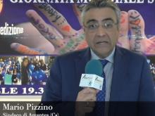 Intervista a Mario Pizzino, Sindaco di Amantea - Giornata mondiale autismo 2019