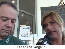 """Federica Angeli - """"Spiaggia libera"""" - La Città che resiste"""