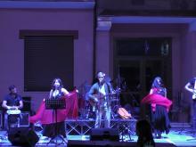 Intervista ad Angela Bianco & Castrum in Quartet - Notte della Taranta e Tradizioni - Bianchi (Cs)