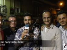 Intervista alla Carmine Sangineto Band da Campana (Cs)