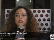 Intervista a Erica Tuselli - Vibo Valentia in Festa 2019