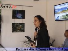 """Prof.ssa Alicia Teresa Rosario Acosta - Convegno """"DAL FIUME AL MARE. Ripensare il litorale romano secondo natura"""""""