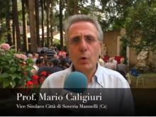 Mario Caligiuri, vicesindaco di Soveria Mannelli - Università d'estate, 10 Agosto 2018.