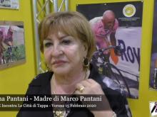 Intervista a Tonina Pantani - Il Giro E incontra le città di Tappa - Uno sguardo con Liberi.tv