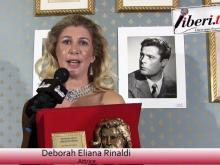 Intervista a Deborah Eliana Rinaldi - Premio Anita Ekberg 2020