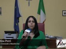 Intervista a Valentina Perri, Assessore al Comune di Bianchi (Cs)