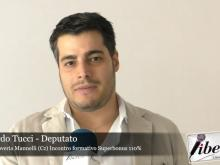 "Intervista a Riccardo Tucci - Incontro informativo ""Superbonus 110%"""