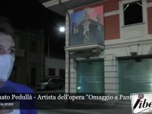 Intervista all'artista Fortunato Pedullà - Giro d'Italia 2020 -